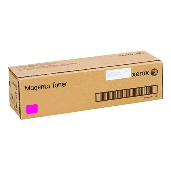 Phaser 7760 Magenta Toner Yield 25,000 pages