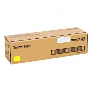 Phaser 7760 Yellow Toner Yield 25,000 pages