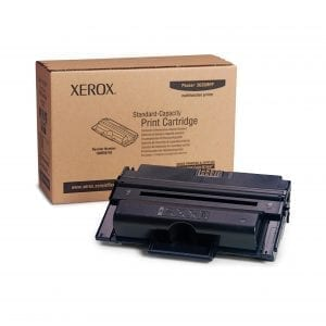 Xerox Phaser 3635 Black Toner Yield 10K