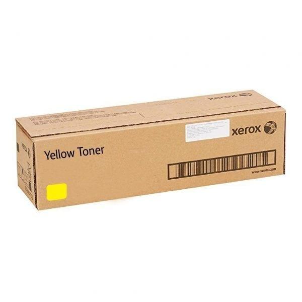 P6510 / WC6515 - XHi-Cap. Yellow toner (4,3k)